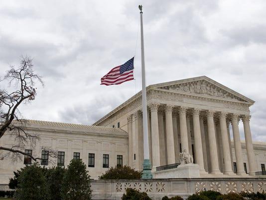 AP SUPREME COURT BLACK VOTERS A FILE USA DC