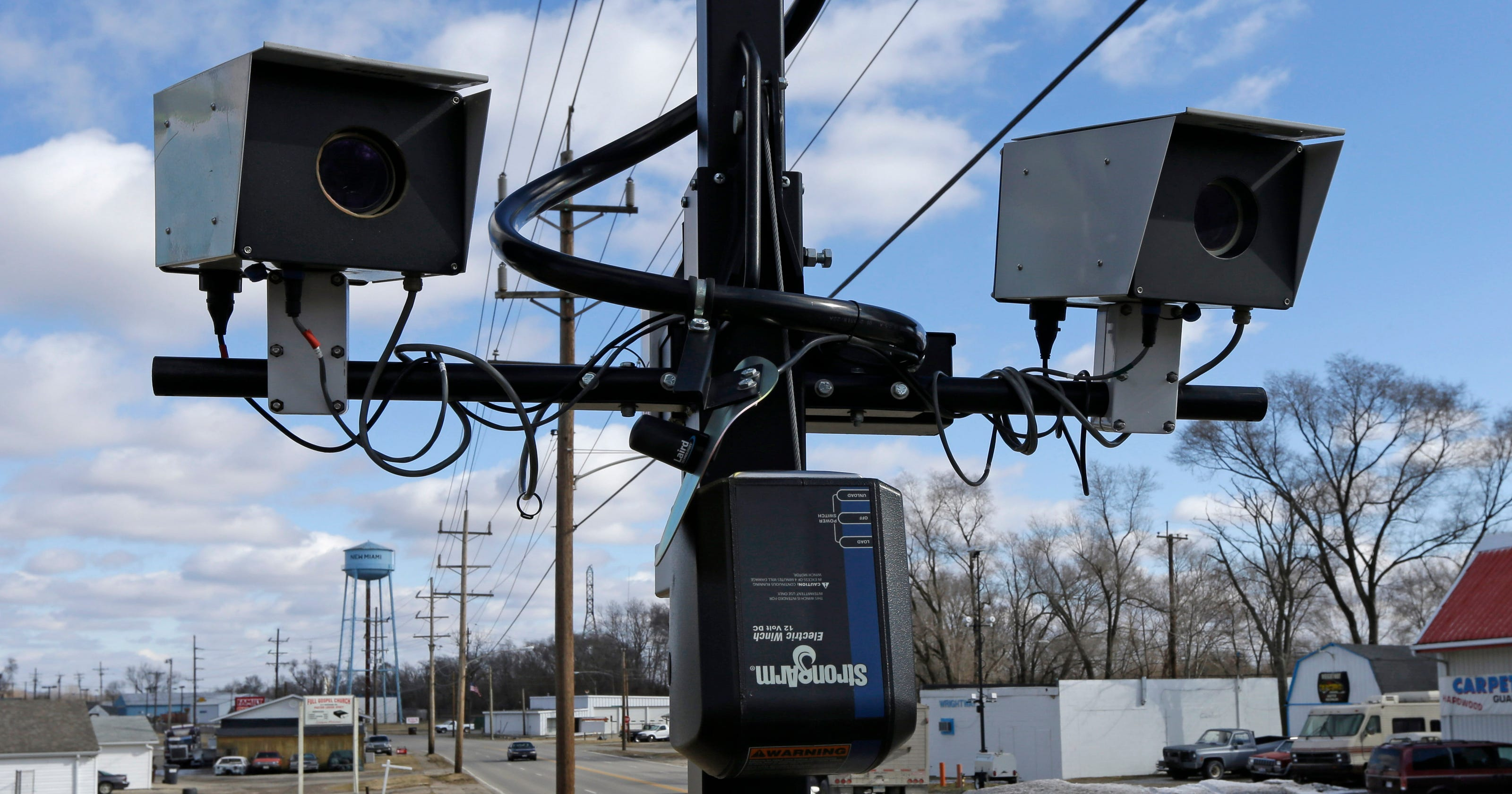 Montgomery County Traffic Cameras >> Traffic Cameras Legal In Ohio Court Says