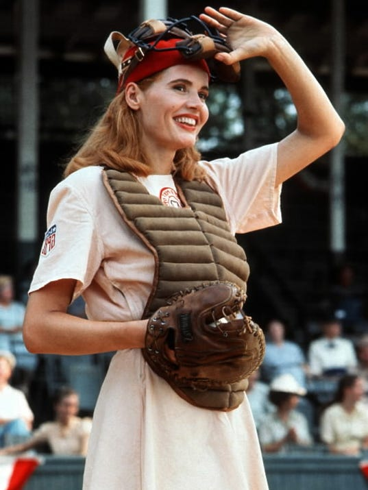 Geena Davis: Stereotypes in movies has negative effect