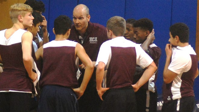 Hawthorne Christian boys basketball coach Kevin Standford leads the Defenders into his 16th season.