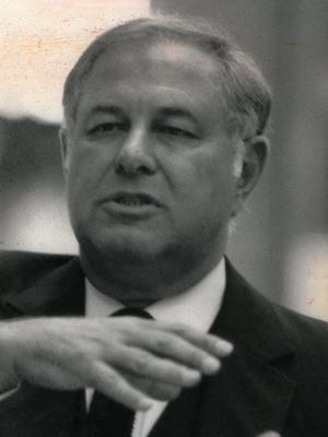 A. Alfred Taubman in 1983