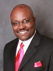 County legislator Ernest Flagler-Mitchell