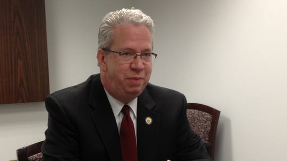 State Sen. Ted O'Brien in 2013.