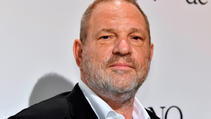 Rochelle Riley: Harvey Weinstein's accusers show the courage I didn't