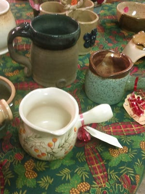 The Nicodemus Center for Ceramic Studies (NCCS) will hold their 13th annual holiday pottery sale December 2-7.