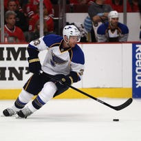 Jordan Leopold's time with the St. Louis Blues