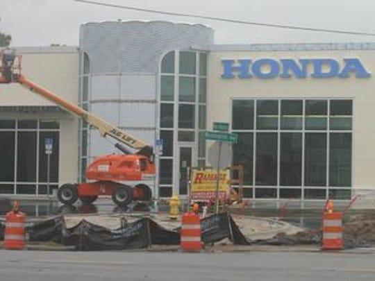Ron Norris Honda in Titusville