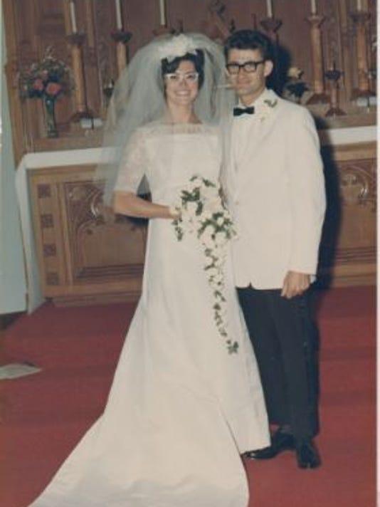 Anniversaries: Larry Ruegemer & Mary Ruegemer