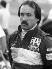Indy car driver Randy Lanier drove in the 1986 Indy