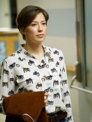Carrie Coon as Eden Valley, Minn., police chief Gloria