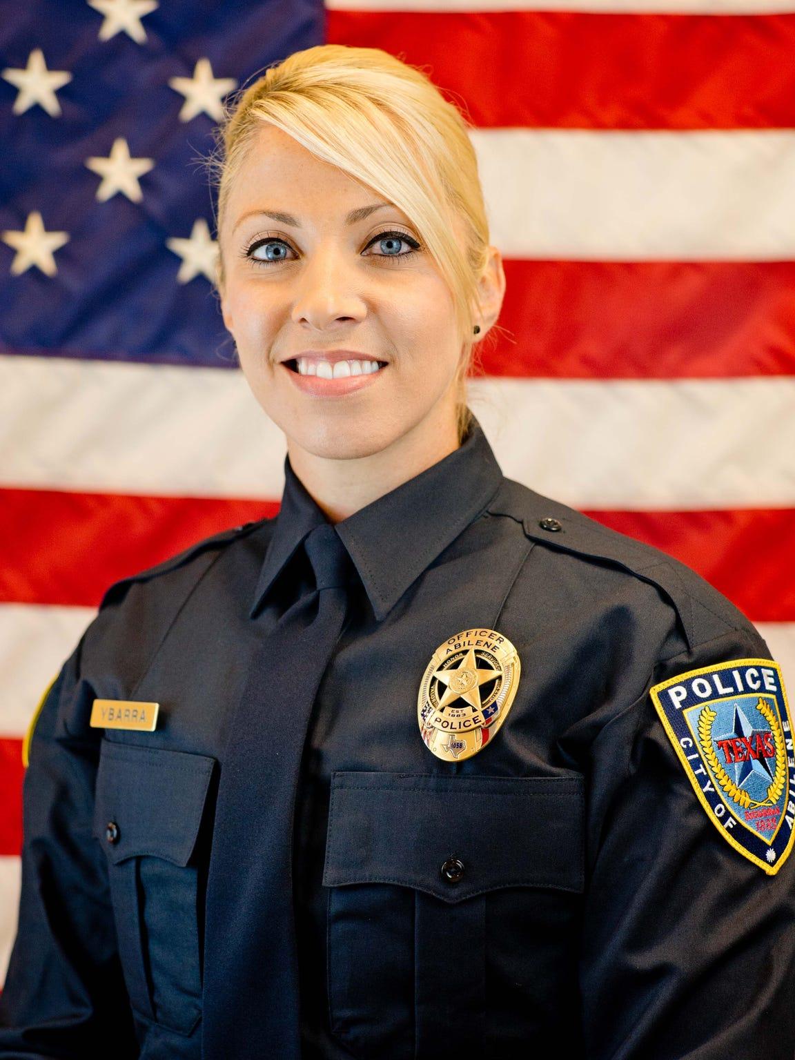 Elise Ybarra, Abilene Police Department detective.