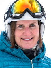 Molly Mahar, incoming Vermont Ski Areas Association