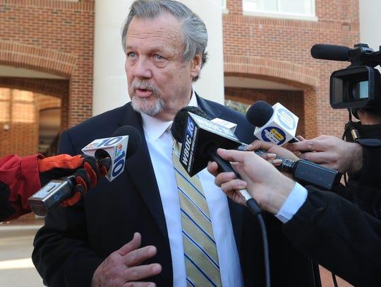 Defense lawyer, James Liguori talks about his client,