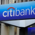 A Citibank branch at the U.S. bank Citigroup world headquarters on Park Avenue in New York.