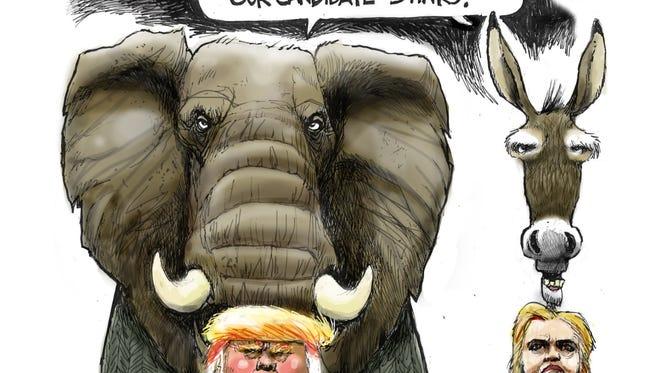 cartoon for May24, 2016