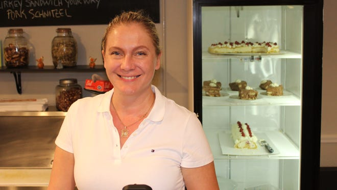 Iwona Palussek is the chef and owner of Tasty Cultures in Cape Coral.
