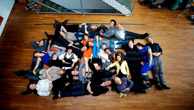 The International Contemporary Ensemble will perform at the 2018 Big Ears Festival.