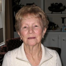 Bernice Schaufele, 84, was found stabbed and bleeding to death by her daughter on Jan. 13.