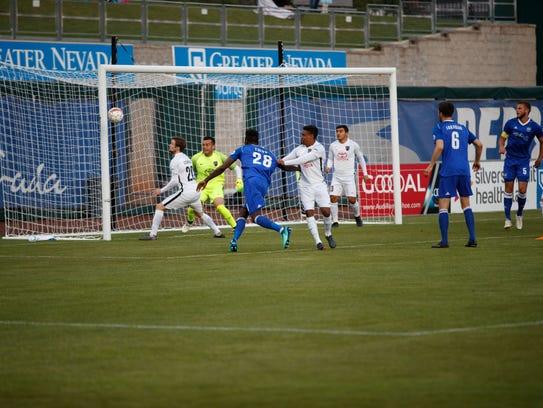 Reno 1868 FC beat San Antonio FC, 2-1, on Saturday,