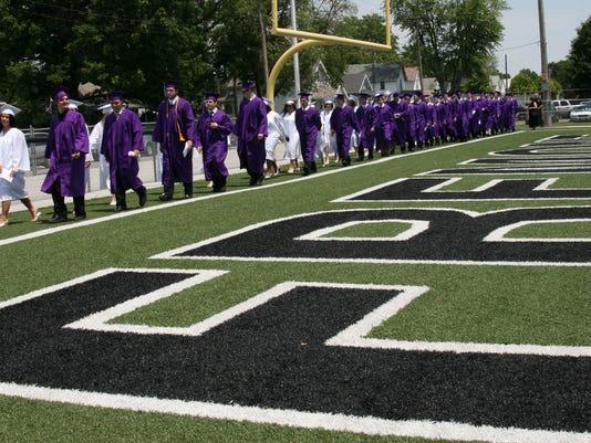 ross high school graduation