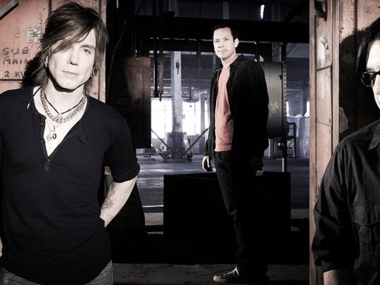 """<subhead><8,3>Goo Goo Dolls and Daughtry <252></subhead><italic><8,-7></italic><italic>8 p.m. Aug. 9; $32<8,5></italic><252><bold>Goo Goo Dolls</bold> make a return visit to the Grandstand in support of the band's 2013 al<130>bum"""" Magnetic."""" The band is known for hits like """"Na<130>ked"""" and """"Iris and """"Black Balloon."""" <bold>Daughtry</bold> is front<130>ed by """"American Idol"""" finalist Chris Daughtry, who helped inject some rock into the show's fifth season. The band's hits include """"Home,"""" """"It's Not Over"""" and """"No Surprise."""" """"Hey There Delilah"""" pop punks <bold>Plain White T's</bold> open the show."""
