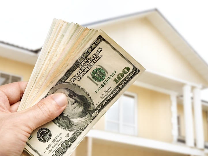 Getting ready to buy a home