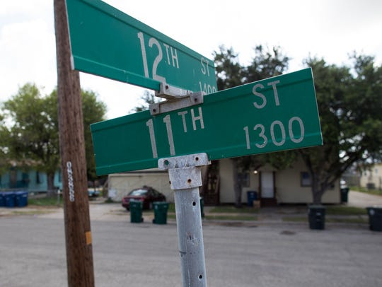 Corpus Christi police responded to a shooting in a