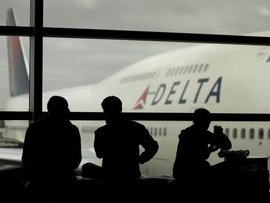 Delta Airlinesa