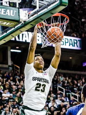 Deyonta Davis became the first Tom Izzo player since Zach Randolph in 2001 to leave MSU after his freshman season and become a first-round NBA Draft pick.