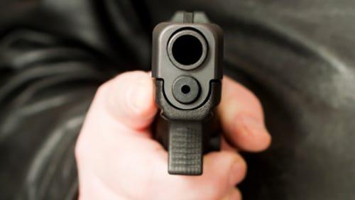 File photo of gun
