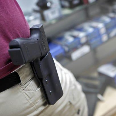 Indiana bills loosening gun restrictions advance, one week after Florida shooting