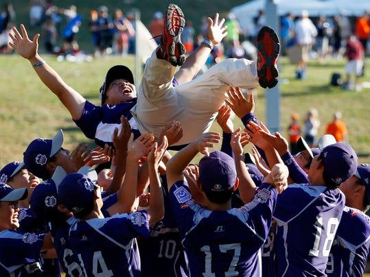LLWS South Korea Chicago Baseball