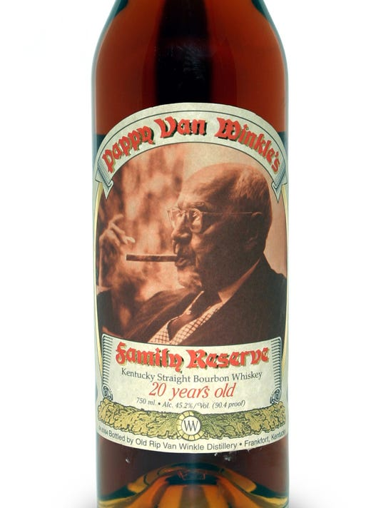 80b610b21ca Who stole the Pappy Van Winkle  Mystery continues