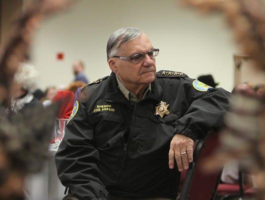 sheriff joe arpaio contempt proceeding judge murray snow
