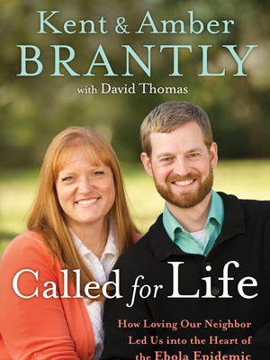 """Kent and Amber Brantly wrote about their harrowing experience with Ebola in their recently published book, """"Called for Life: How Loving Our Neighbor Led Us into the Heart of the Ebola Epidemic."""" Kent contracted the deadly infectious disease in July 2014, while serving as a medical missionary in Liberia, but survived to tell his story."""