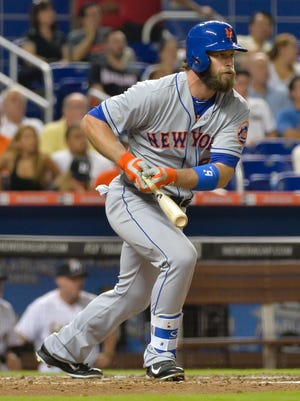 Kirk Nieuwenhuis had appeared in 27 games with six starts this season.