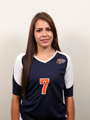 Sarah Villa UTEP volleyball