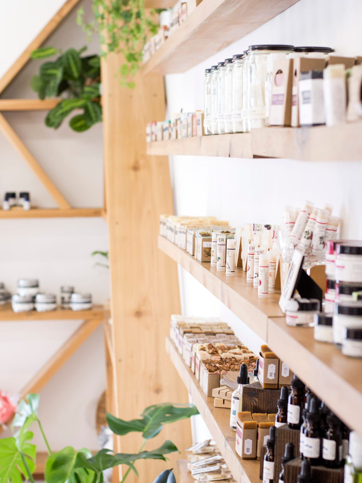 Shop locally at the No Tox Life retail store in Los Angeles.