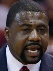 University of Wisconsin men's basketball assistant coach Howard Moore.