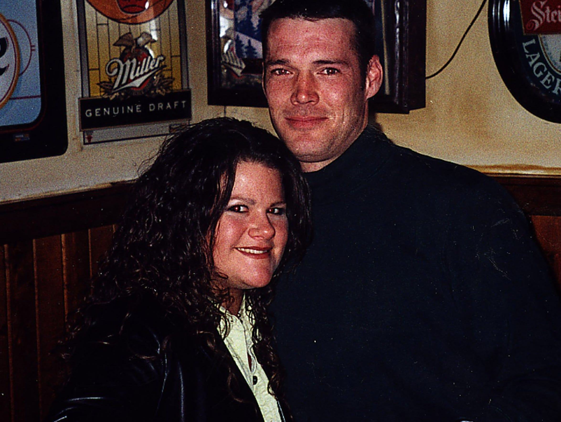 Dave Brown, 30, and Theresa Stanley, 22, were killed