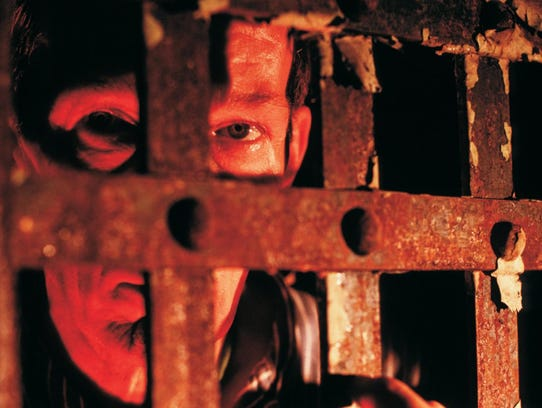 Step behind the bars for Terror Behind the Walls at