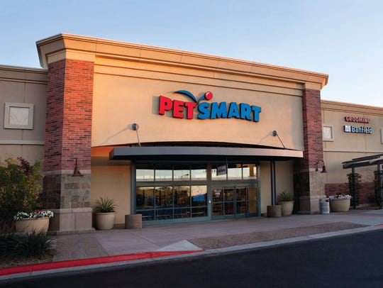 PetSmart is open at the Holiday Village Mall.