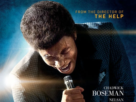 'Get on Up' Movie poster