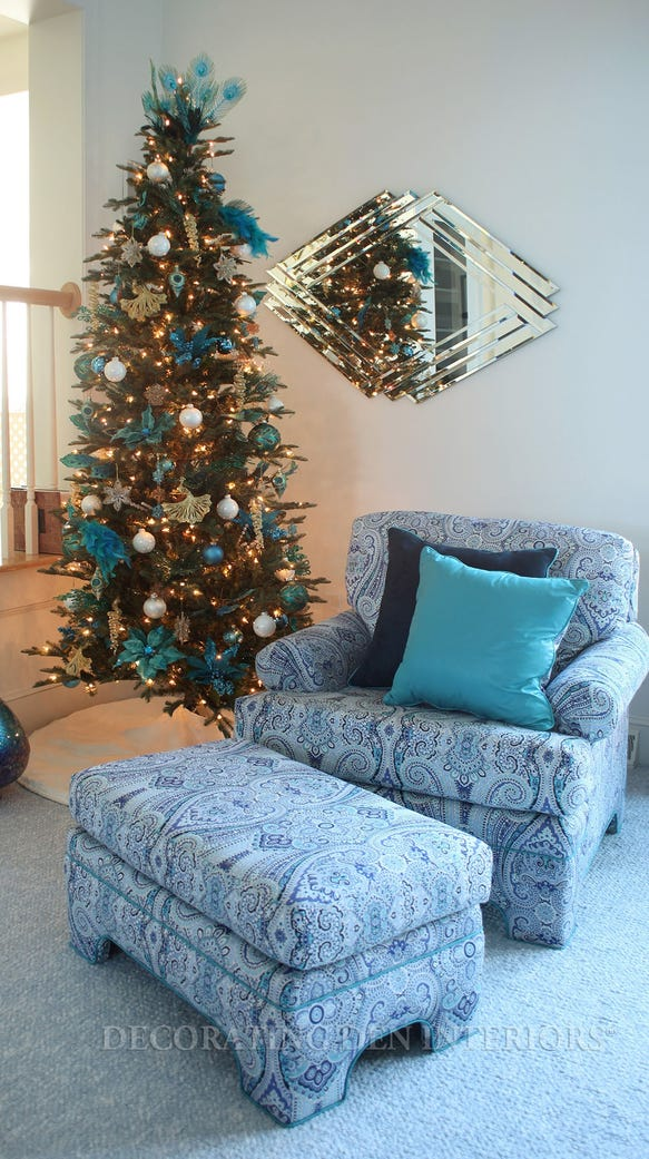 What would you do with this space once the Christmas