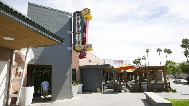 Arizona's first Lou Malnati's Pizzeria, a Chicago institution, is set to open Monday, May 16, 2016, in the Uptown Shopping Plaza Center in central Phoenix.