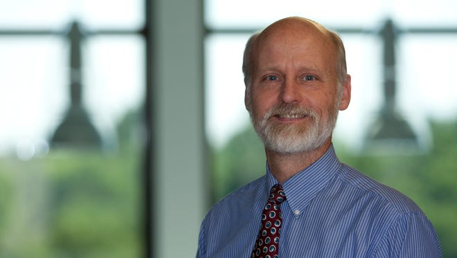 Dr. J. T. Rogers, winner of the inaugural Harold K. Bengsch Award for Public Health Collaboration.