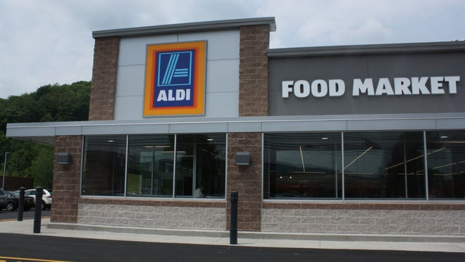 The newly re-modeled ALDI is located on 1149 Upper Front Street  in Chenango Bridge.