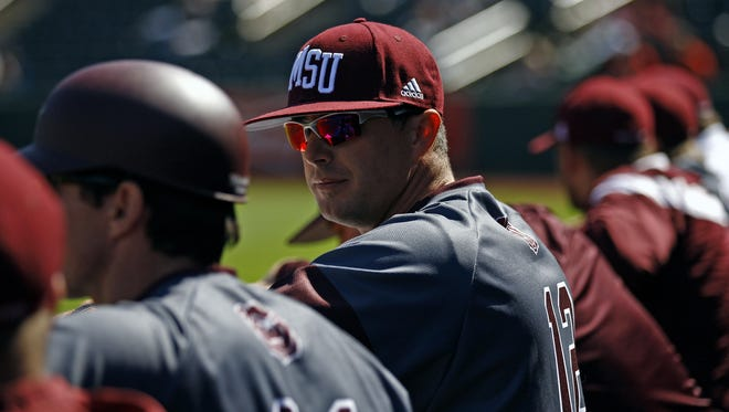 Nate Thompson will leave Missouri State to take a job with the University of Arkansas.