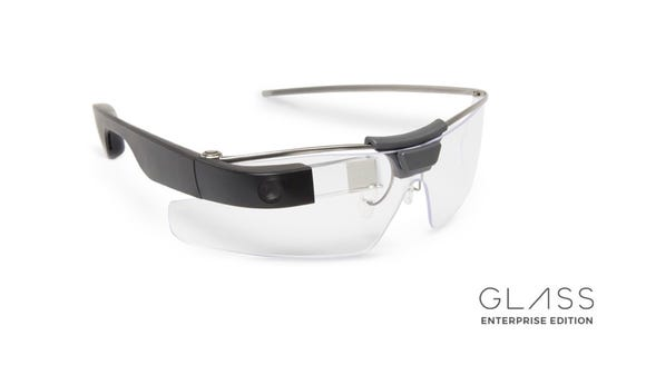 Google Glass Enterprise Edition has been tested for