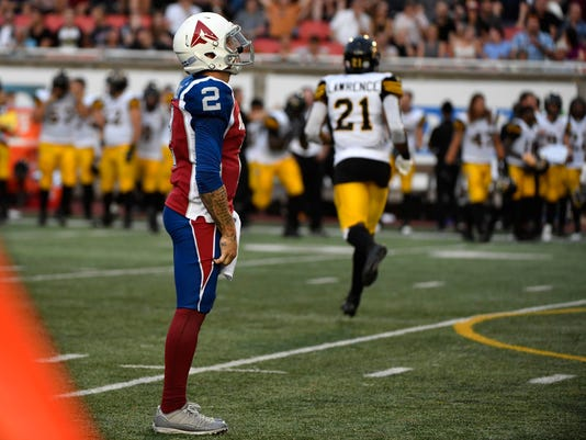 CFL: Hamilton Tiger-Cats at Montreal Alouettes